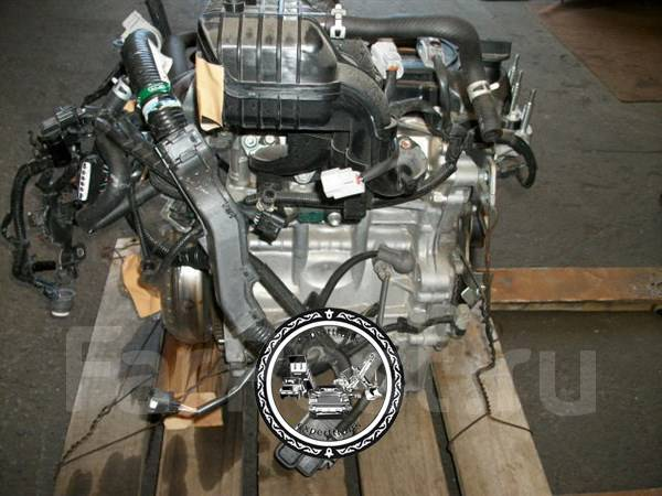 Контрактный Двигатель Suzuki, проверенный на ЕвроСтенде в Москве.