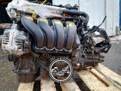 Контрактный Двигатель Toyota, проверенный на ЕвроСтенде в Москве.
