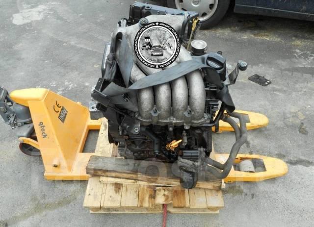 Контрактный Двигатель Volkswagen, проверенный на ЕвроСтенде в Москве.