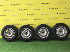 """Шины Bridgestone Blizzak VL1 175/80 R14. x14"""" 5x100.00, 5x114.30 ЦО 68,0мм."""