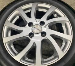 Epsilon R15 4*100 5.5j et43 новые + 185/65R15 Dunlop Winter Maxx WM01