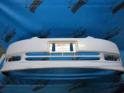 Бампер передний с губой Toyota Mark II JZX110 JZX115 GX115 GX110