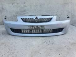 Бампер передний Mazda Familia Bj5p Bj3 в сборе 1 модель.