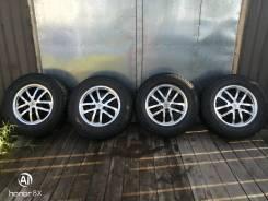 Комплект зимних колес 285/60 R18 на Land Cruiser 200