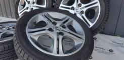 Оригинальные литые диски Honda на шинах Yokohama 165/55R14