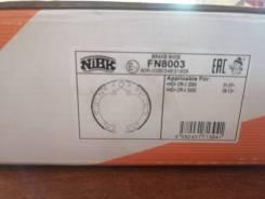 Колодки барабанные NIBK FN8003 Honda CR-V (RD4, RD5, RD6, RD7, RD8, RD9) FN8003