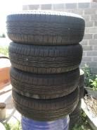 Bridgestone. летние, б/у, износ 50%