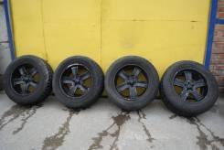 Комплект колес BAZO R18 5x114.3 Yokohama Geolandar A/T-S G012