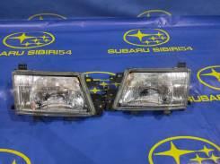Фары Subaru Forester SF дорест