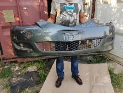 Передний бампер Mazda 3 BK axela рест