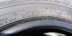 Dunlop, 205/60/R16.
