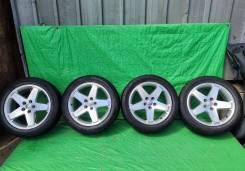 """Комплект оригинальных колес Dodge Caliber R18. 7.0x18"""" 5x114.30 ET42"""