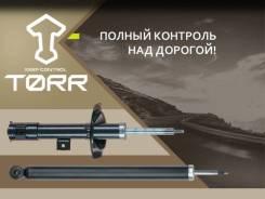 Амортизаторы TORR |Перед| Зад |низкая цена| гарантия |доставка по РФ V11011