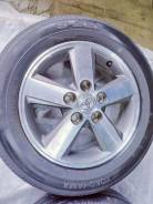 Колёса на литье 2шт. Toyota 5x110R15