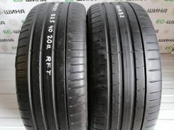 Pirelli P Zero. летние, 2017 год, б/у, износ 20%