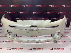 Бампер передний Toyota Prius (XW50) 2018-н/в белый (0012)