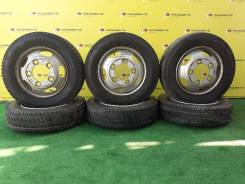 "Колёса грузовые Bridgestone Blizzak W979 205/70 R17.5. 5.25x17.5"""