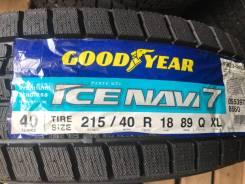 Goodyear Ice Navi 7, 215/40 R18 89Q