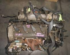 ДВС с КПП, Nissan QR20 - CVT FF коса+комп