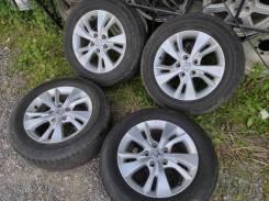 Honda Vezel R16 7jj ET: +55 на Bridgestone 215/60R16 лето Хорошее сост.