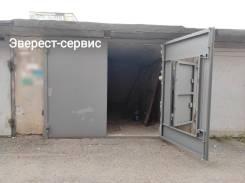 Гаражи капитальные. улица Баляева 62, р-н Баляева, 36,8кв.м., подвал. Вид снаружи
