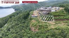 Продается земельный участок с чудесным Видом НА МОРЕ. 1 000кв.м., аренда, электричество, вода