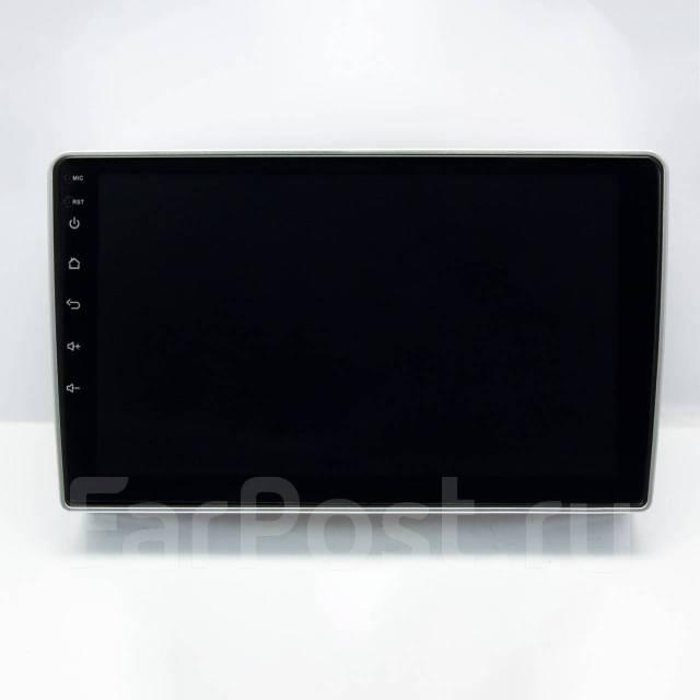 Переходная рамка для Hyundai Grand Starex 2007-15, H1, i800, iMax 2008-15 (серебро) LeTrun 4348 под базовую магнитолу 9 дюймов ++