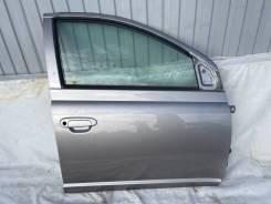 Дверь передняя правая цвет:1D2 Toyota Vitz RS NCP13[KaitaiAuto]