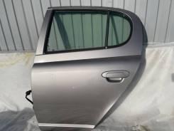 Дверь задняя левая цвет:1D2 Toyota Vitz RS NCP13[KaitaiAuto]