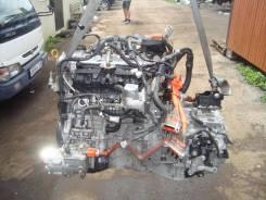 Двигатель в сборе с навеснымToyota Corolla Fielder NKE165 1NZ-FXE 2016