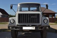 ГАЗ САЗ 3507. ГАЗ САЗ-3507 пробег 50 тыс. км, 4 250куб. см., 4 200кг., 4x2