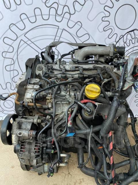 Двигатель 1.9 dci F9Q760 Рено Трафик Опель Виваро