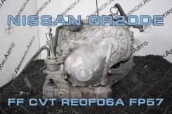 АКПП Nissan QR20DE контрактная | Установка Гарантия RE0F06A FP57