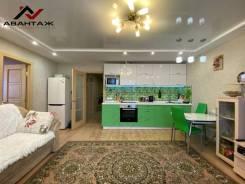 3-комнатная, улица Черняховского 7. 64, 71 микрорайоны, проверенное агентство, 61,7кв.м.