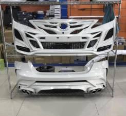 Бампера тюнинговые для Toyota Camry 70 (2017+)