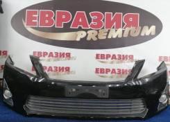 Бампер передний, оригинал Toyota Camry 50, 2012 г, без пробега по РФ