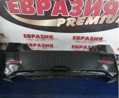 Бампер задний, оригинал Toyota Camry AVV50, 2012 г, без пробега по РФ