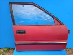 Дверь Toyota Sprinter 1987 - 1989 [670011A240] AE91 5AF, передняя прав