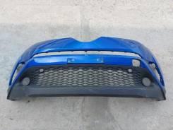 Бампер передний Toyota C-HR 1м 2016-19г синий (2307-10)
