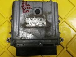 Блок управления двигателем мерседес 212 ОМ642 [A6429002900] A6429002900