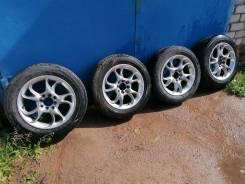Продам колеса на 15 на зимней резине