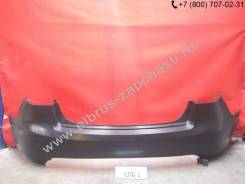 Бампер задний Kia Cerato 2 (2009-2012) [866111M000] 866111M000