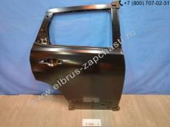 Дверь задняя правая Nissan Qashqai 1 j10 (2006-2013) [H2100JD0MC] H2100JD0MC