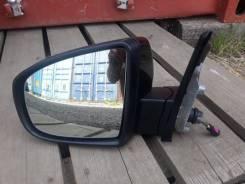 Зеркало Bmw X6 2014 E71, левое