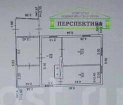 ДОМ мкр. Глобус ул. Гамарника. Гамарника, р-н мкр.Глобус, площадь дома 31,4кв.м., площадь участка 1 030кв.м., централизованный водопровод, электри...