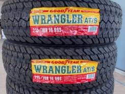 Made in Japan Goodyear Wrangler AT/S, 215/70R16 99S