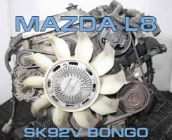 Двигатель Mazda L8 контрактный | Установка Гарантия