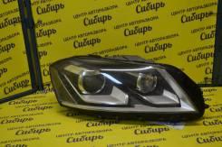 Фара ксенон R б/у Volkswagen Passat 2011 [3AB941752], правая 3AB941752