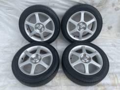 Комплект колёс Toyota VITZ RS NCP13 [KaitaiAuto]