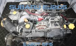 Двигатель Subaru EJ20T, 2000 куб. см контрактный | Установка Гарантия
